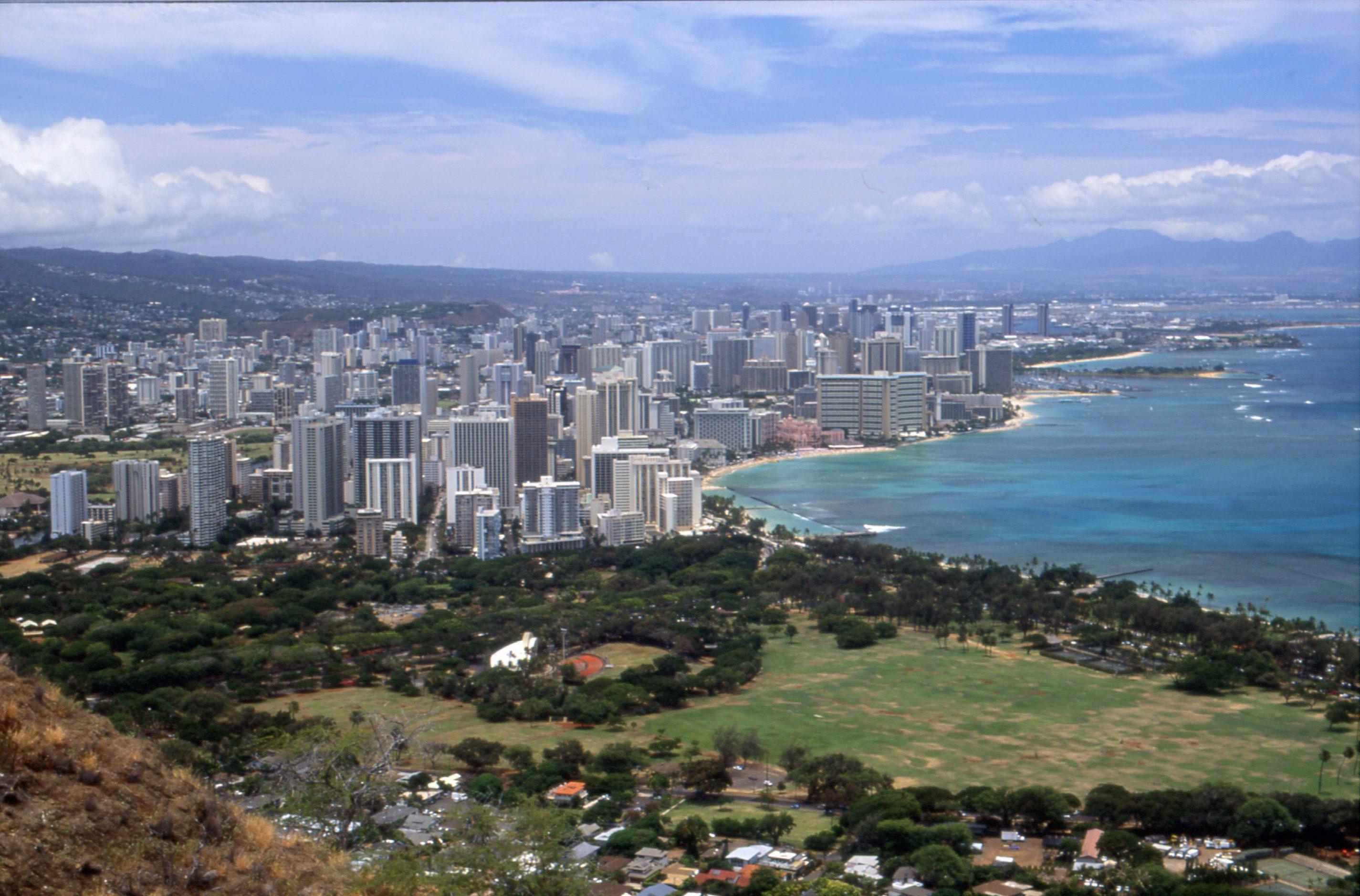 Aloha – Hawaii – O'ahu